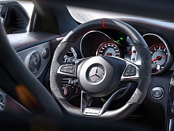 CGI  -Benz C63s Coupe Interior