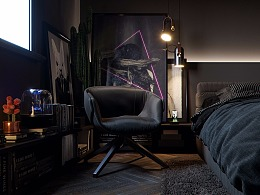 公寓-乌漆嘛黑