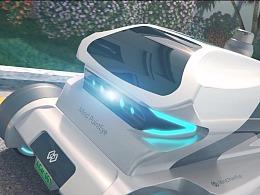 智能巡检车3D动画产品演示(精剪版)