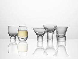 哲品  宫 商 角 徵 羽 系列酒杯