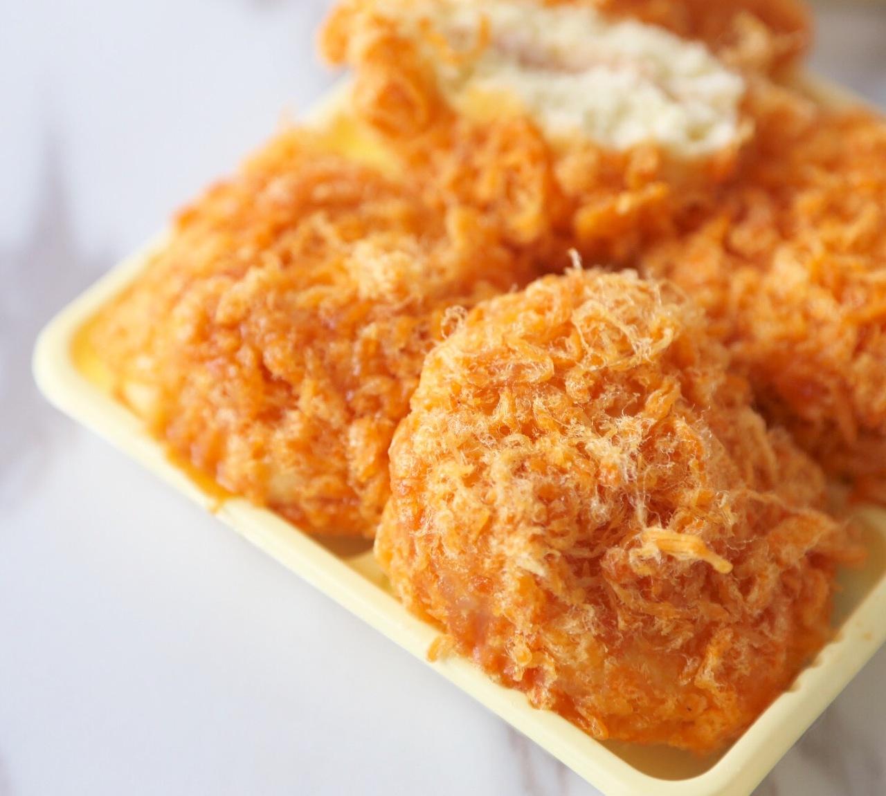 肉松小贝海蜇丝腥不腥图片