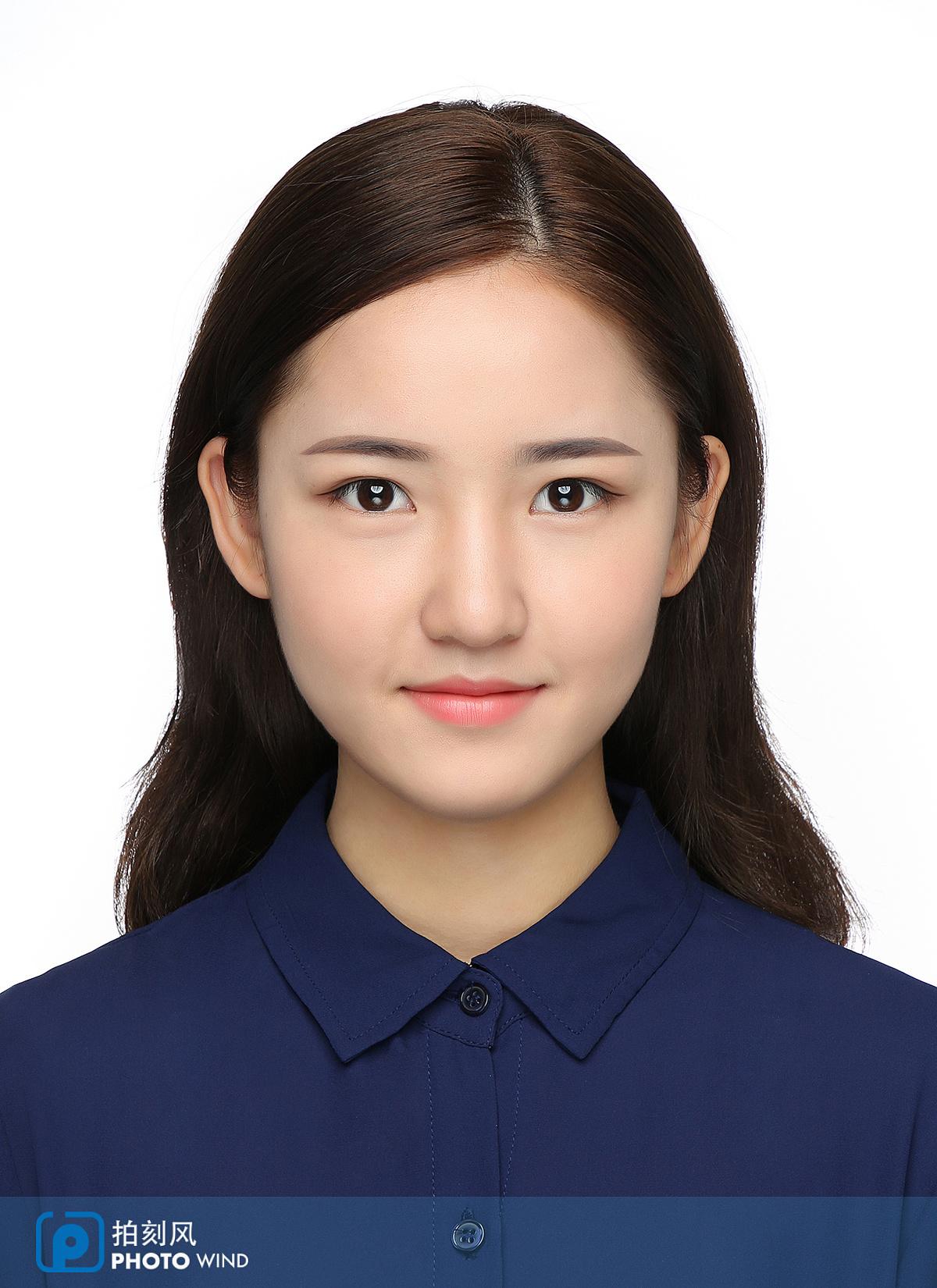 照_拍刻风最美证件照广州最美证件照拍刻风照相馆|摄影|人像|拍刻