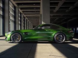 AMG GTR | CGI 摄影作品