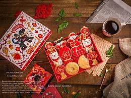 翻糖饼干新年版