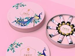 茶醋美容礼盒设计
