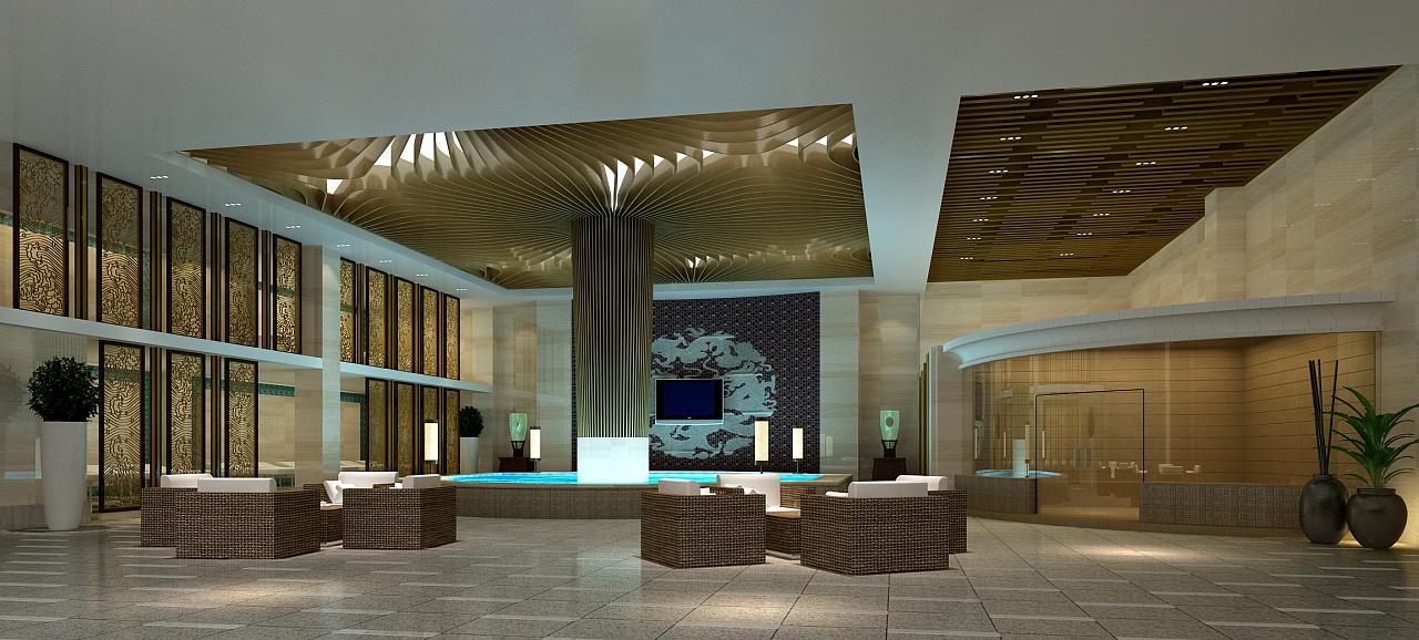 焦作洗浴会所装修设计 焦作洗浴中心装修设计公司 洗浴中心设计施工