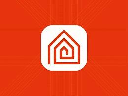 星河新房logo设计