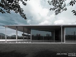 建筑摄影 - LiangZhu Cultural and Artistic Centre