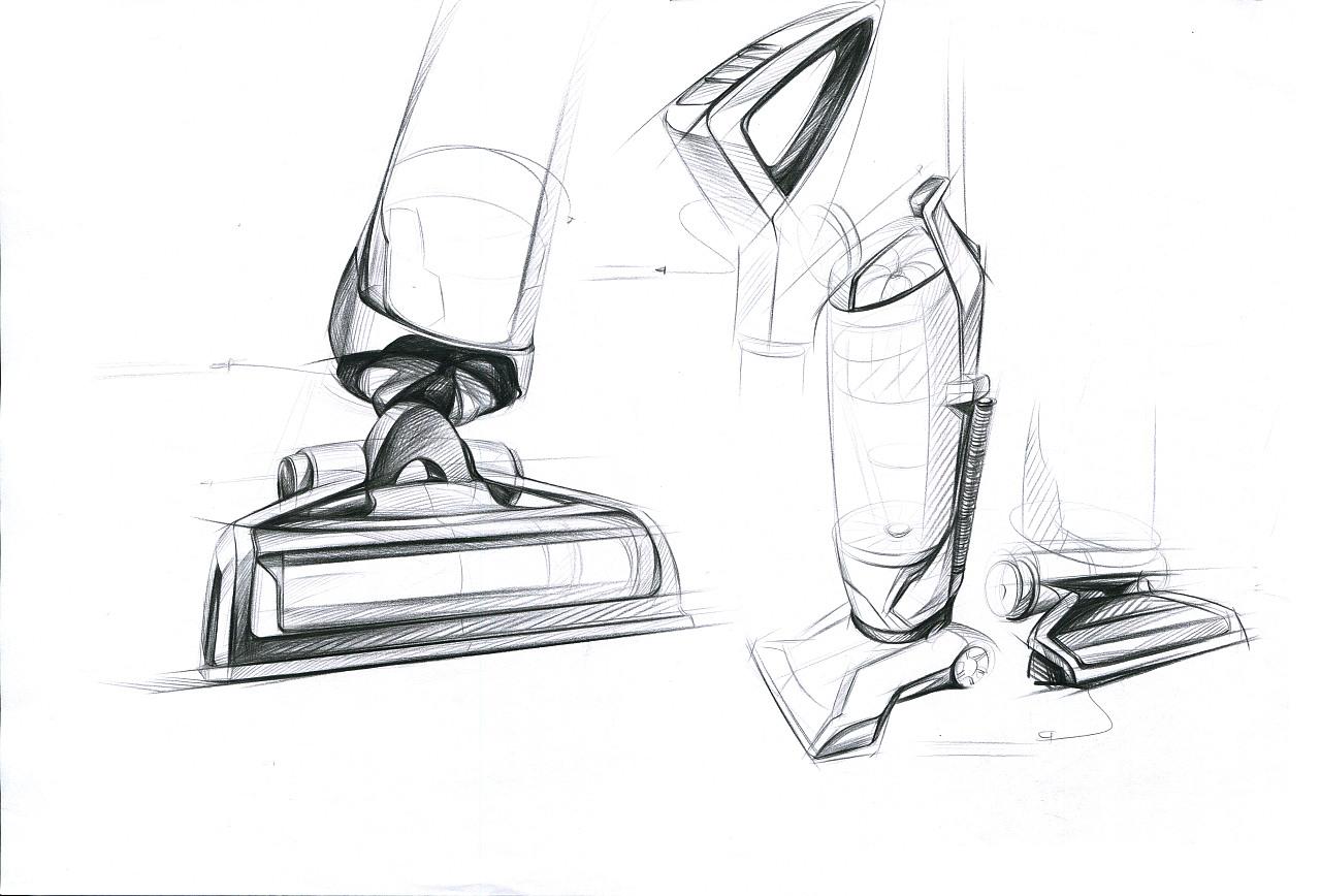 新易设计坊产品手绘|工业/产品|交通工具|新易设计坊