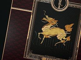 中堂 | 东方印-系列茶叶包装设计