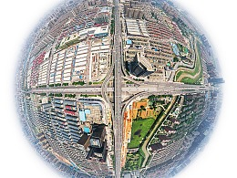 瞰·长沙·立交桥