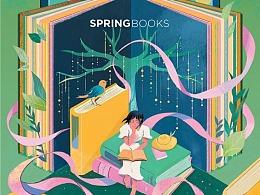 春天读书季