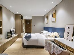 酒店建筑拍摄-杭州滨江杭州印酒店公寓