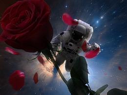海报-我与爱情