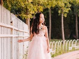 朝阳公园女童1