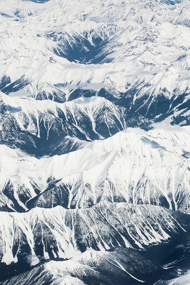 手绘cf尼泊尔-冰峰