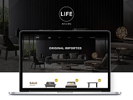 LIFE-家居网页