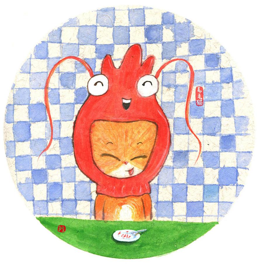 查看《近期的毛毛猫漫画作品》原图,原图尺寸:1060x1067