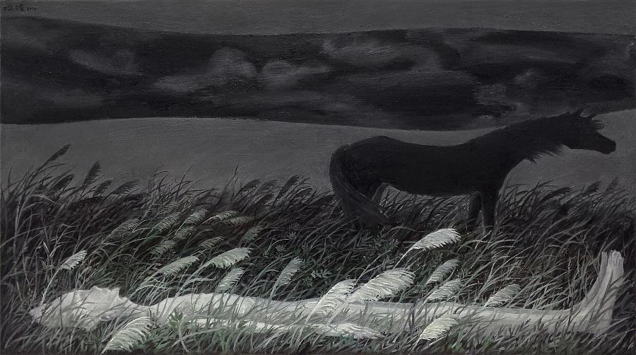 查看《《渡·門》系列秋冬之季最新作品十幅》原图,原图尺寸:4048x2260