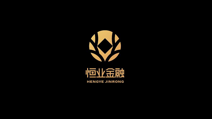 国外金融行业logo_金融行业logo/vi设计