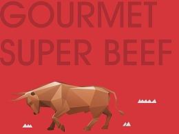 牛肉包装及logo