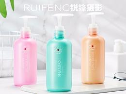 武汉商品摄影|化妆品拍摄|洗发水摄影|RUIFENG锐锋摄影