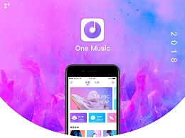 One Music App 概念设计