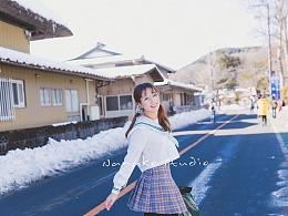 【北海道•我爱的白】