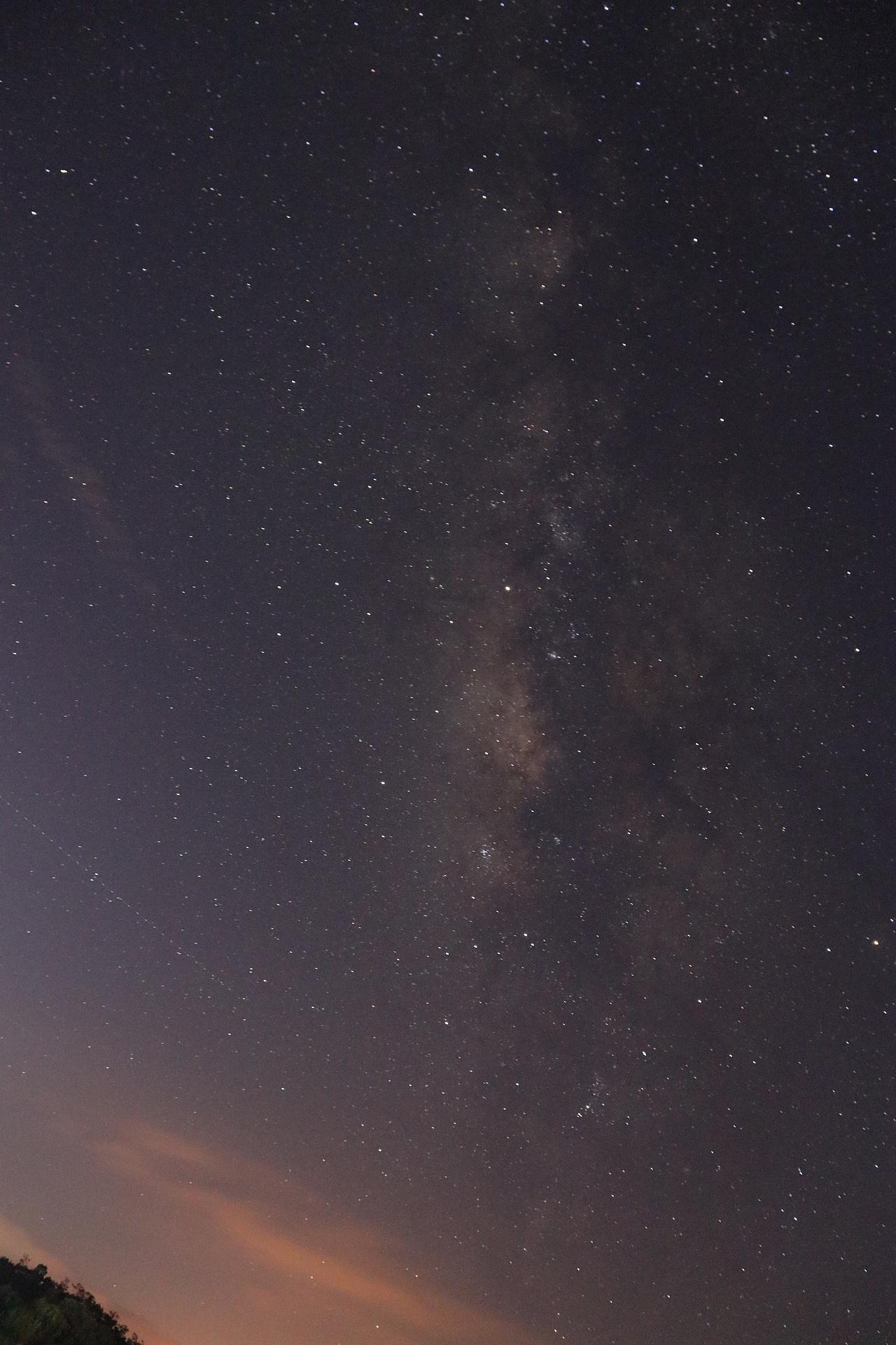 夜空中最亮的星歌谱