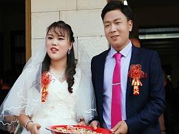 从校服走到了婚纱的爱情,余生心里都是你!—婚礼摄影