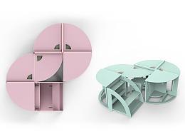 CONNEX - Smart Educational Furniture
