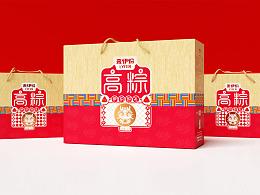 高鹏设计——来伊份高棕食品包装设计