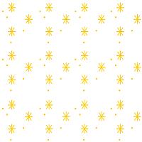 黄色十字交叉,小圆点,小星星符号等图案叠加.pat图片