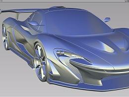 Alias & Vred —— McLaren-P1-GTR
