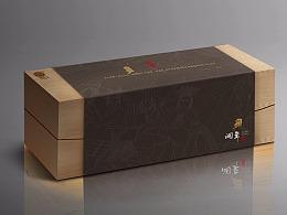 连峰山-茶叶包装