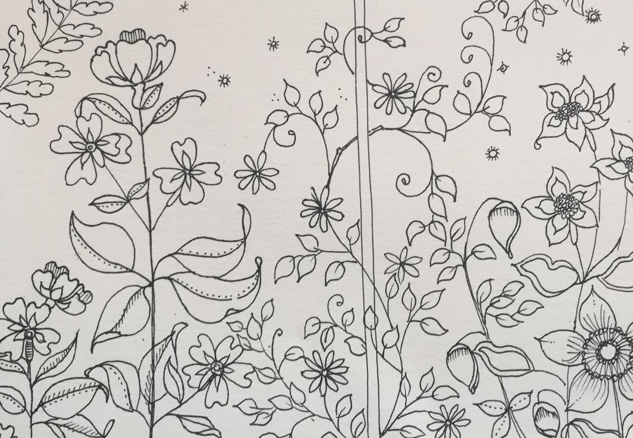 [手绘]花园