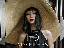《LADYERHENG》服装画册