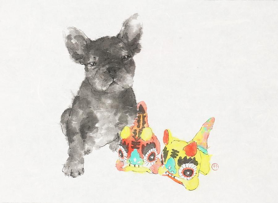 查看《狗狗系列作品》原图,原图尺寸:3968x2904