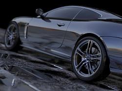 CINEMA 4D工业产品汽车渲染