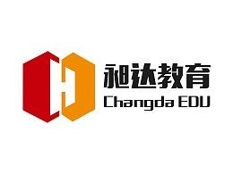 昶达教育logo