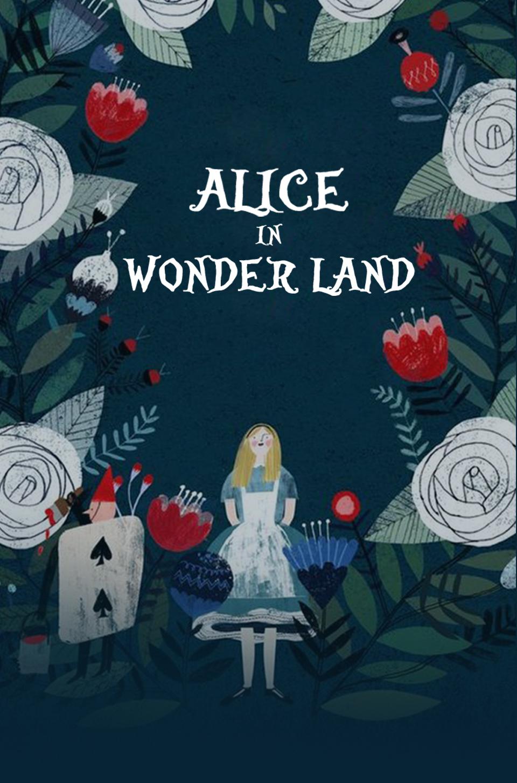爱丽丝梦游仙境系列icon