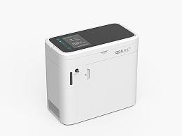 氧力土便携式氧气机
