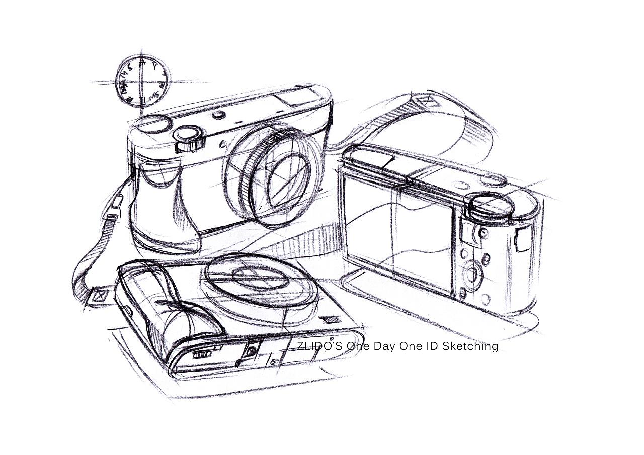 2015产品设计手绘8月 一日一画|工业/产品|其他工业