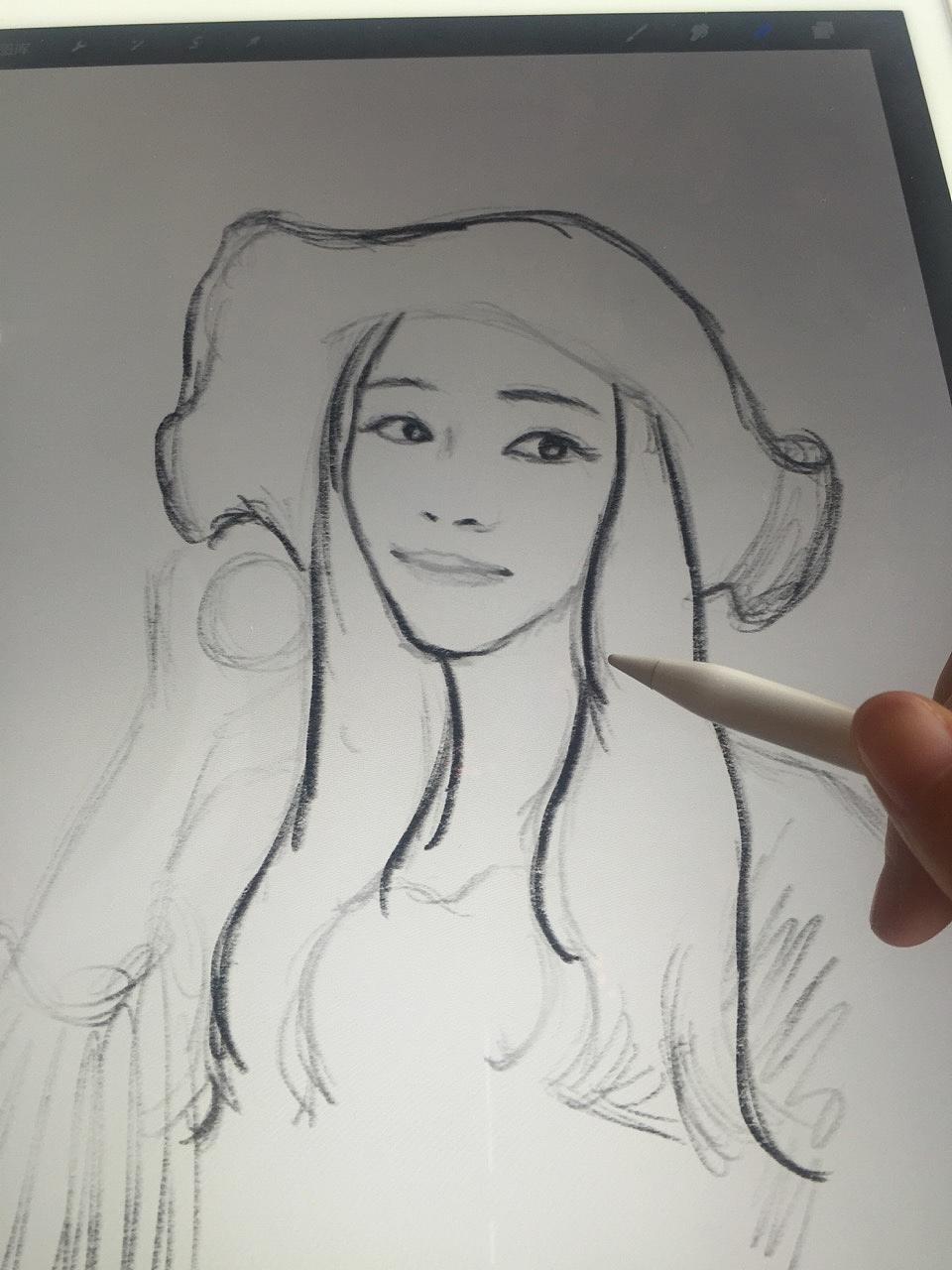 7月最后一天练习|插画|插画习作|jiaguo - 原创作品