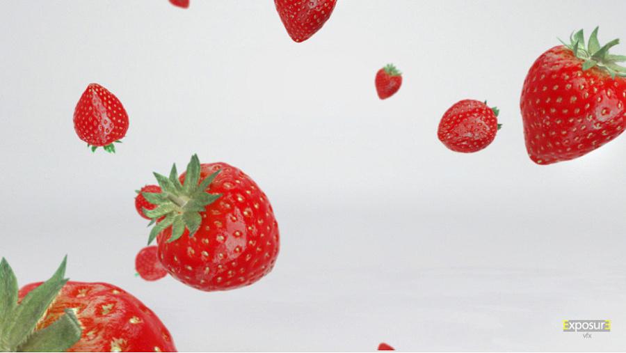 查看《CG草莓》原图,原图尺寸:915x515
