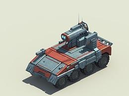 坦克涂装颜色的练习