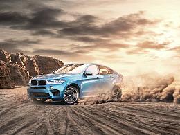 BMW-X6合成练习