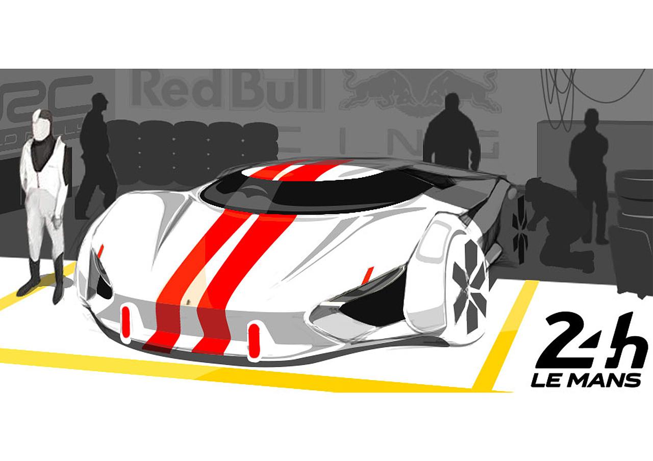 汽车设计-手绘练习