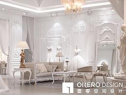 法式庄园的高定婚纱店,女生心驰神往的精致优雅空间!