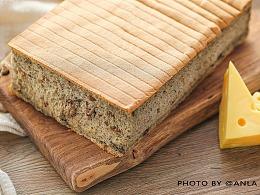 食品摄影 | 杂粮蛋糕 | 全小麦蛋糕